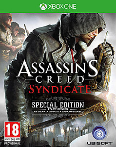 jaquette Xbox One Assassin s Creed Syndicate