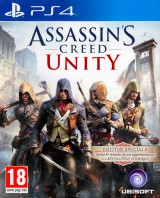 jaquette PlayStation 4 Assassin s Creed Unity