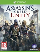 jaquette Xbox One Assassin s Creed Unity