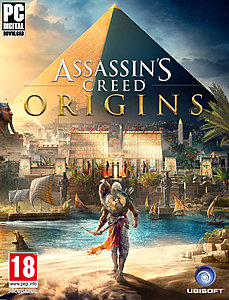 jaquette PC Assassin x27 s Creed Origins