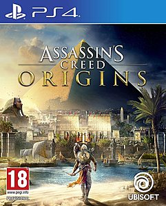 jaquette PlayStation 4 Assassin x27 s Creed Origins