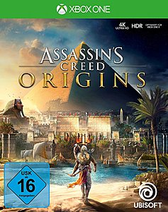 jaquette Xbox One Assassin x27 s Creed Origins