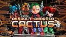 jaquette PS Vita Assault Android Cactus