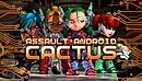 jaquette PS Vita Assault Android Cactus