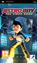 jaquette PSP Astro Boy The Video Game