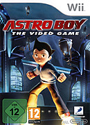 jaquette Wii Astro Boy The Video Game