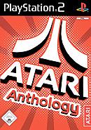 jaquette PlayStation 2 Atari Anthology