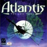 jaquette PC Atlantis Secrets D un Monde Oublie