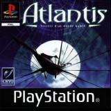 jaquette PlayStation 1 Atlantis Secrets D un Monde Oublie