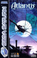 jaquette Saturn Atlantis Secrets D un Monde Oublie