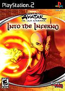jaquette PlayStation 2 Avatar Le Dernier Maitre De L Air Into The Inferno