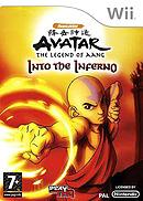 jaquette Wii Avatar Le Dernier Maitre De L Air Into The Inferno