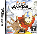 jaquette Nintendo DS Avatar Le Dernier Maitre De L Air