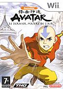 jaquette Wii Avatar Le Dernier Maitre De L Air