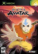 jaquette Xbox Avatar Le Dernier Maitre De L Air