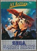 Ax Battler : A Legend of Golden Axe