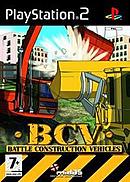 jaquette PlayStation 2 BCV Battle Construction Vehicles
