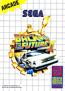 jaquette Master System Back To The Future Part II