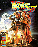 jaquette Commodore 64 Back To The Future Part III