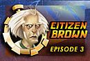 jaquette PC Back To The Future The Game Episode 3 Citizen Brown