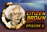 jaquette iOS Back To The Future The Game Episode 3 Citizen Brown