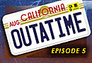 jaquette PlayStation 3 Back To The Future The Game Episode 5 OUTATIME