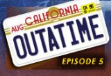 jaquette iOS Back To The Future The Game Episode 5 OUTATIME