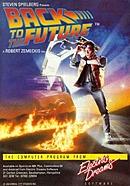 jaquette Amstrad CPC Back To The Future