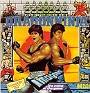 jaquette Amstrad CPC Bad Dudes Vs Dragon Ninja