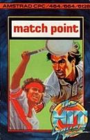 jaquette Amstrad CPC Balle De Match