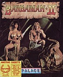 jaquette Amstrad CPC Barbarian II The Dungeon Of Drax