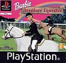 jaquette PlayStation 1 Barbie Aventure Equestre