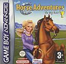 jaquette GBA Barbie Horse Adventures The Big Race