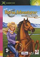 jaquette Xbox Barbie Horse Adventures Wild Horse Rescue