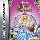 jaquette GBA Barbie Princesse De L Ile Merveilleuse