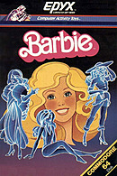 jaquette Commodore 64 Barbie