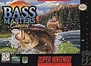 jaquette Super Nintendo Bass Masters Classic