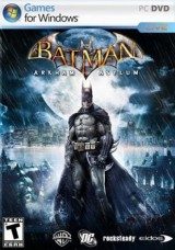 jaquette PC Batman Arkham Asylum