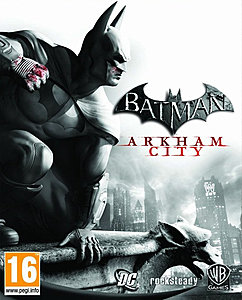 jaquette PC Batman Arkham City