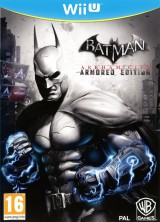jaquette Wii U Batman Arkham City