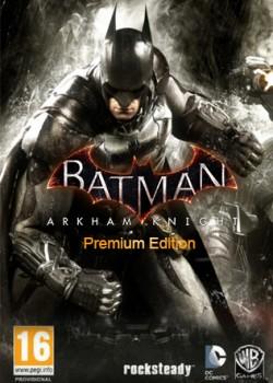 jaquette Xbox One Batman Arkham Knight Edition Premium