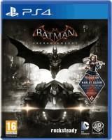 jaquette PlayStation 4 Batman Arkham Knight