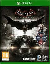 jaquette Xbox One Batman Arkham Knight