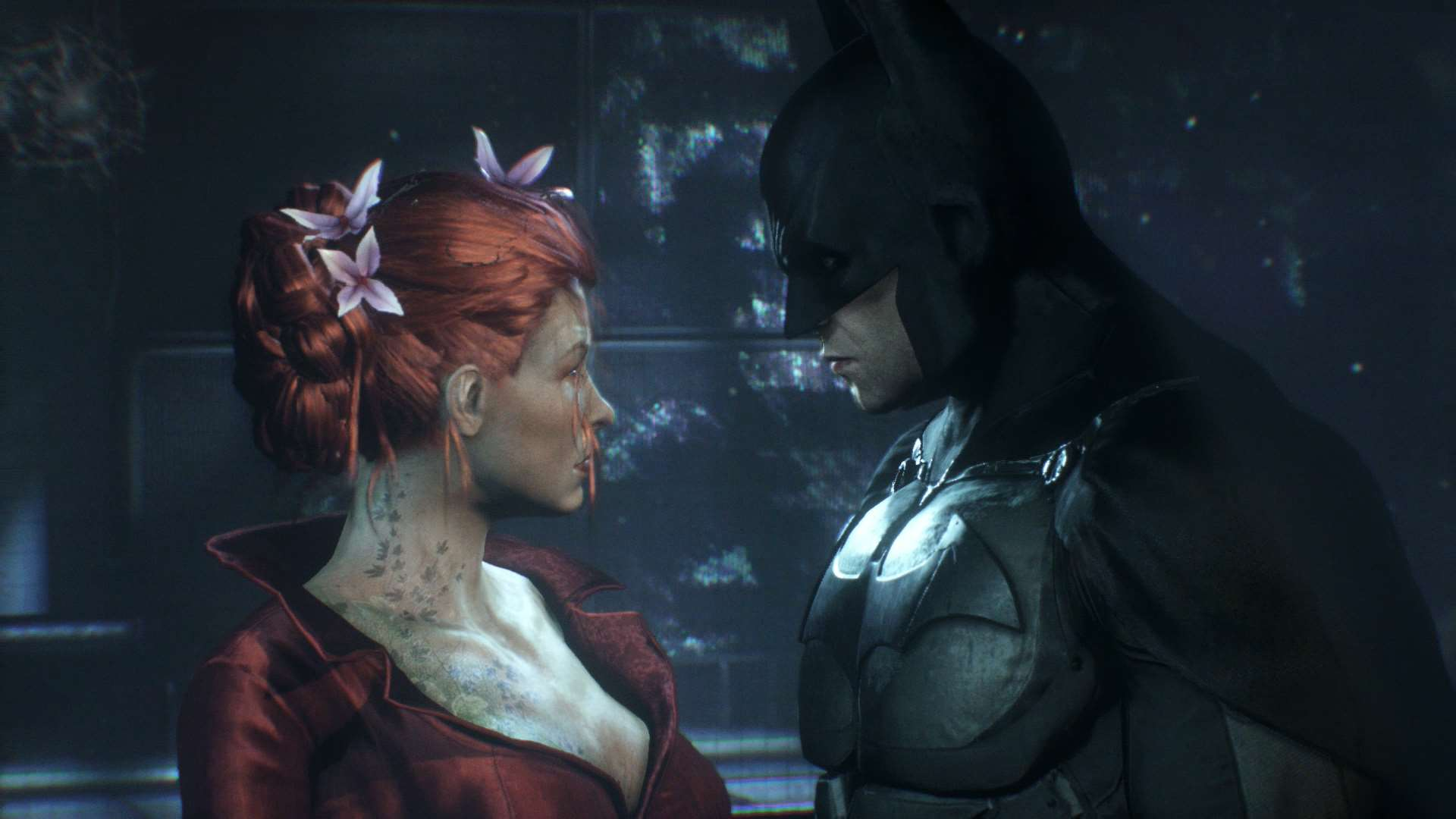 Wallpapers Fond D Ecran Pour Batman Arkham Knight Pc Ps4