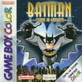 jaquette Gameboy Color Batman Chaos In Gotham
