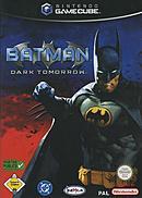jaquette Gamecube Batman Dark Tomorrow