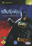 jaquette Xbox Batman Dark Tomorrow