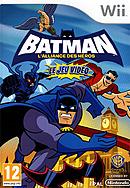 jaquette Wii Batman L Alliance Des Heros Le Jeu Video