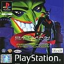 jaquette PlayStation 1 Batman Of The Future Return Of The Joker