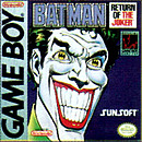 jaquette Gameboy Batman Return Of The Joker